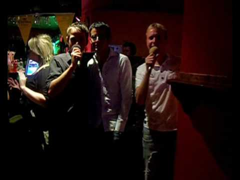 Mark, Rich and Darren - Will You Be There Karaoke