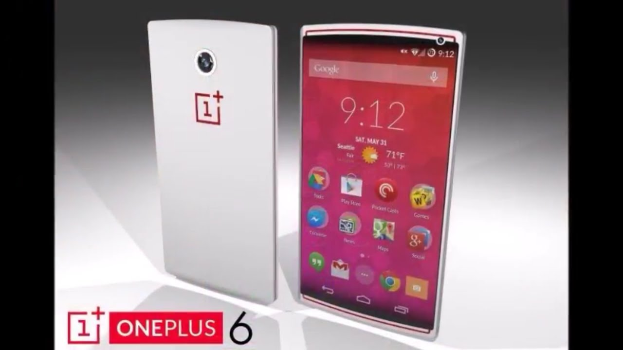 one plus 6 smartphone 2018 with 8gb ram youtube. Black Bedroom Furniture Sets. Home Design Ideas