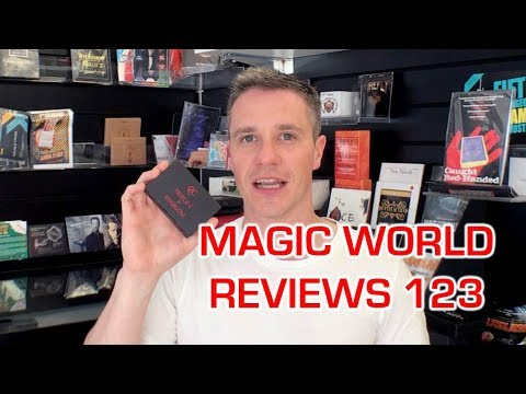 MAGICWORLD REVIEWS TRIPLE C AND EXPANSION MAGIC TRICKS