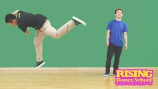 【B-BOY】 バッファロー&コークスクリュー RISING Dance School TAISUKE BUFFALO