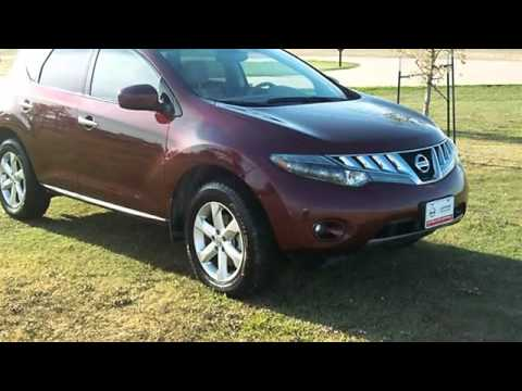 2009 nissan murano red river auto group youtube youtube