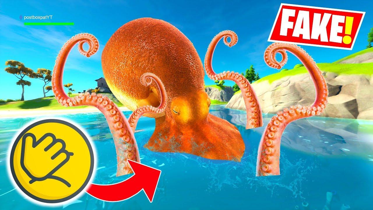 New Kraken Event Happening Now Explained Fortnite Chapter 2 Event Live The Truth Explained Ep2 Youtube