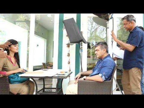 Ajith Stood & Clapped : Gautham Menon