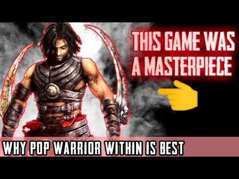 Reasons Why Prince Of Persia Warrior Within Is Best | Reason Why We Still Love Prince Of Persia