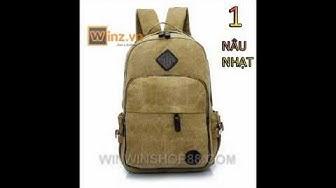 💼 Balo thời trang cao cấp BL152 TPHCM Quận 7 - WinWinShop88