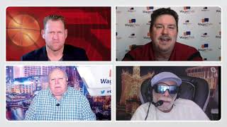 College Basketball Picks and Predictions | WagerTalk's Happy Hour Tip-Off Show for Monday, Jan 18