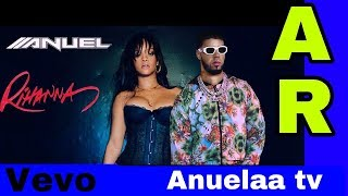 Anuel AA - R A Ft Rihanna (Video Concept) remix