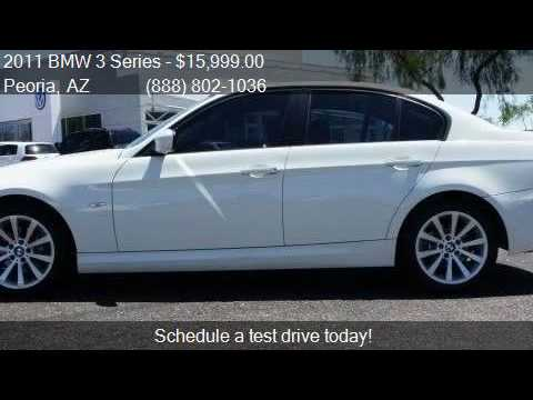 2011 BMW 328I For Sale >> 2011 Bmw 3 Series 328i 4dr Sedan Sulev Sa For Sale In Peoria