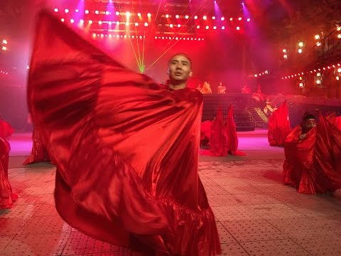 The Best Video of the Splendid China Evening Show