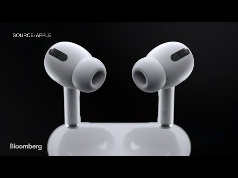 Apple announces AirPods Pro with noise cancellation, coming ...