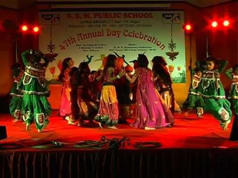 SSM SCHOOL ANNUAL DAY CELEBRATION - 2013