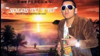 SolosTuyYo-TheBasterRapperClaN (Prod.Santa Rosa Music) NEW REGGAETON ROMANTICO 2011 AGOSTO