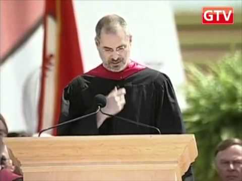 Речь Стива Джобса в Стенфорде 2005 год - русский перевод