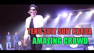 Guru Randhawa Live in Rajkot 2018 | Suit Suit Karda