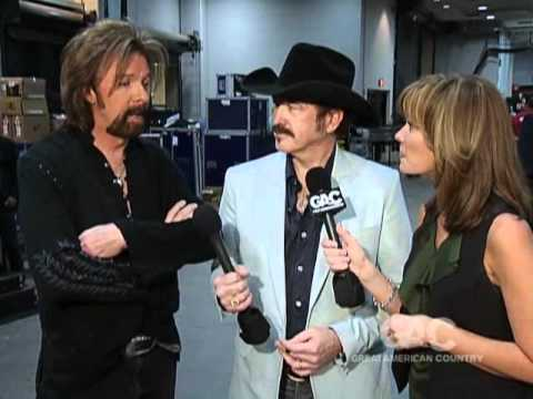 Brooks & Dunn on George Strait || Interview