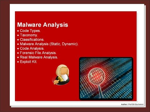 Security: Malware Analysis