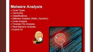 Security: Malware Analysis