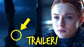 Game Of Thrones Season 8 Trailer BREAKDOWN - Everything You Missed!