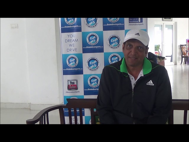 Parents role : Imran Mirza shares his experience with dream about sports
