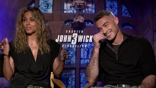 Halle Berry & Chad Stahelski Interview - John Wick: Chapter 3