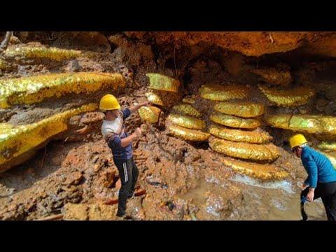 Những Kho Báu Hàng Tấn Vàng Ở Việt Nam Mà Người Dân Vô Tình Tìm Được