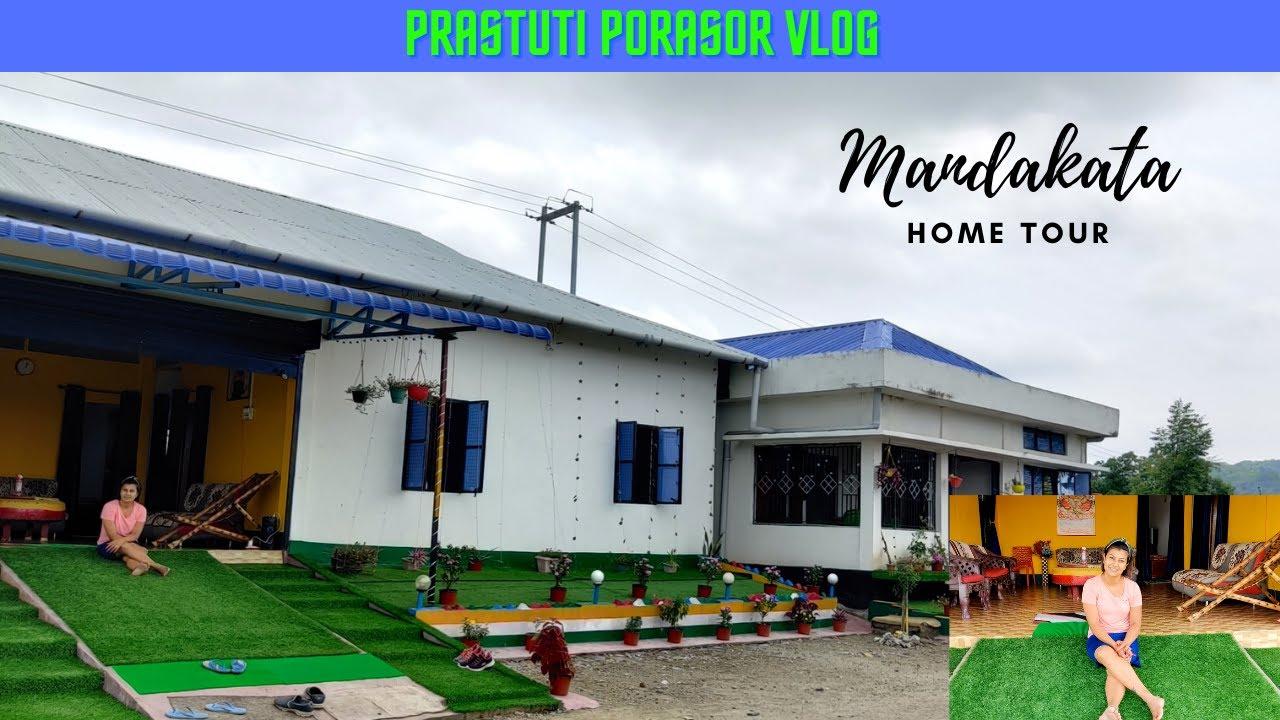Download   MANDAKATA HOME TOUR🏡   PRASTUTI PORASOR VLOG  