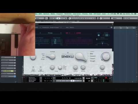 UJAM Virtual Guitarist Sparkle test videotutorial