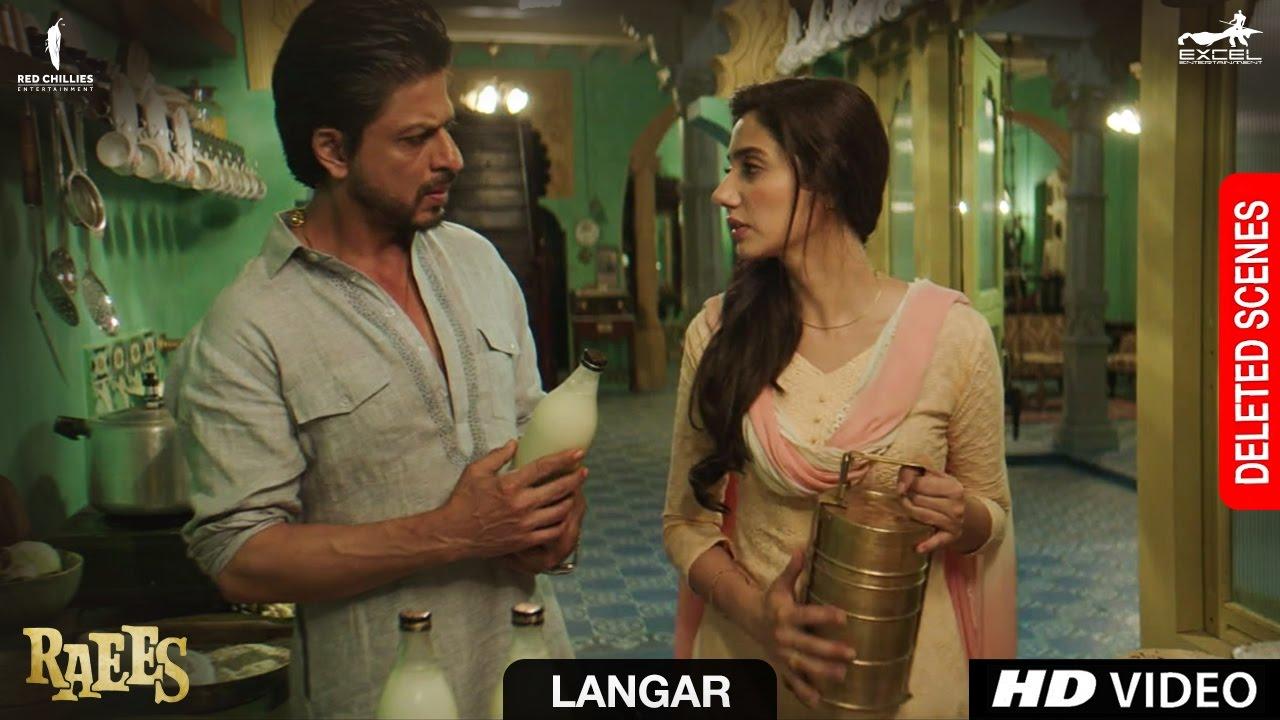 Download Raees | Langar | Deleted Scene | Shah Rukh Khan, Mahira Khan, Nawazuddin Sidiqqui