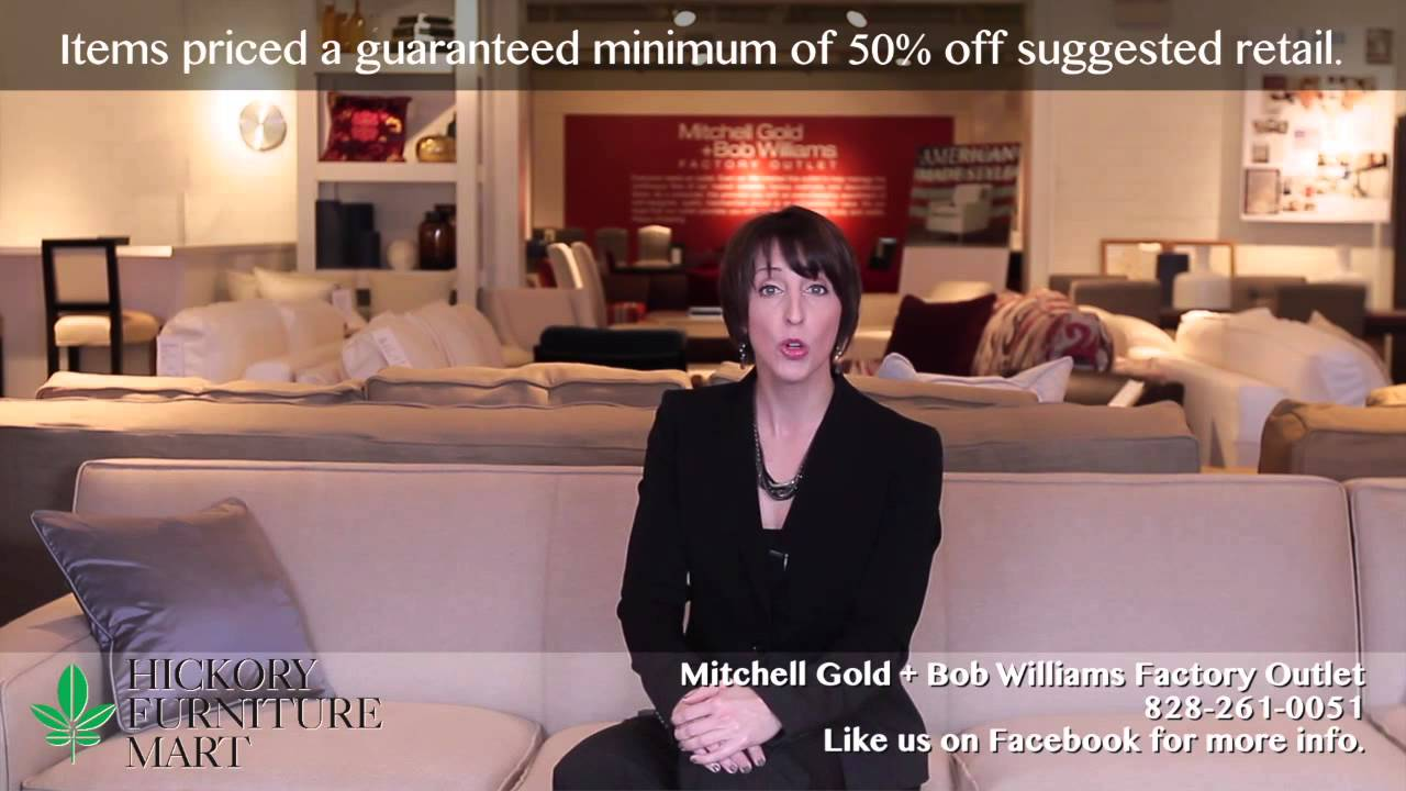 Mitchell Gold Bob Williams Factory Outlet In Hickory Furniture