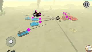 Army Battle Simulator Level 13 Walkthrough Gameplay screenshot 5