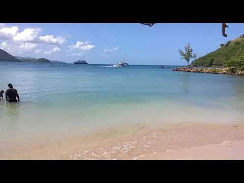 Pigeon Island St. Lucia 1