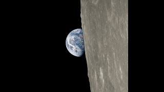 Apollo 8 Astronaut Bill Anders Earthrise Interview