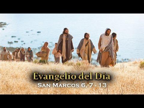 EVANGELIO DEL DÍA – 4 / Febrero / 2016 - (San Marcos 6, 7 - 13)