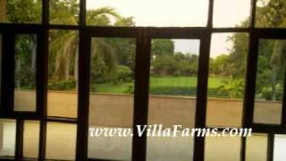 Farmhouse in Delhi India for rent sale