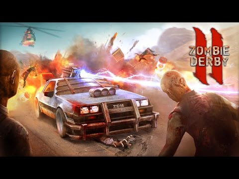 Zombie Derby 2 - Official Trailer