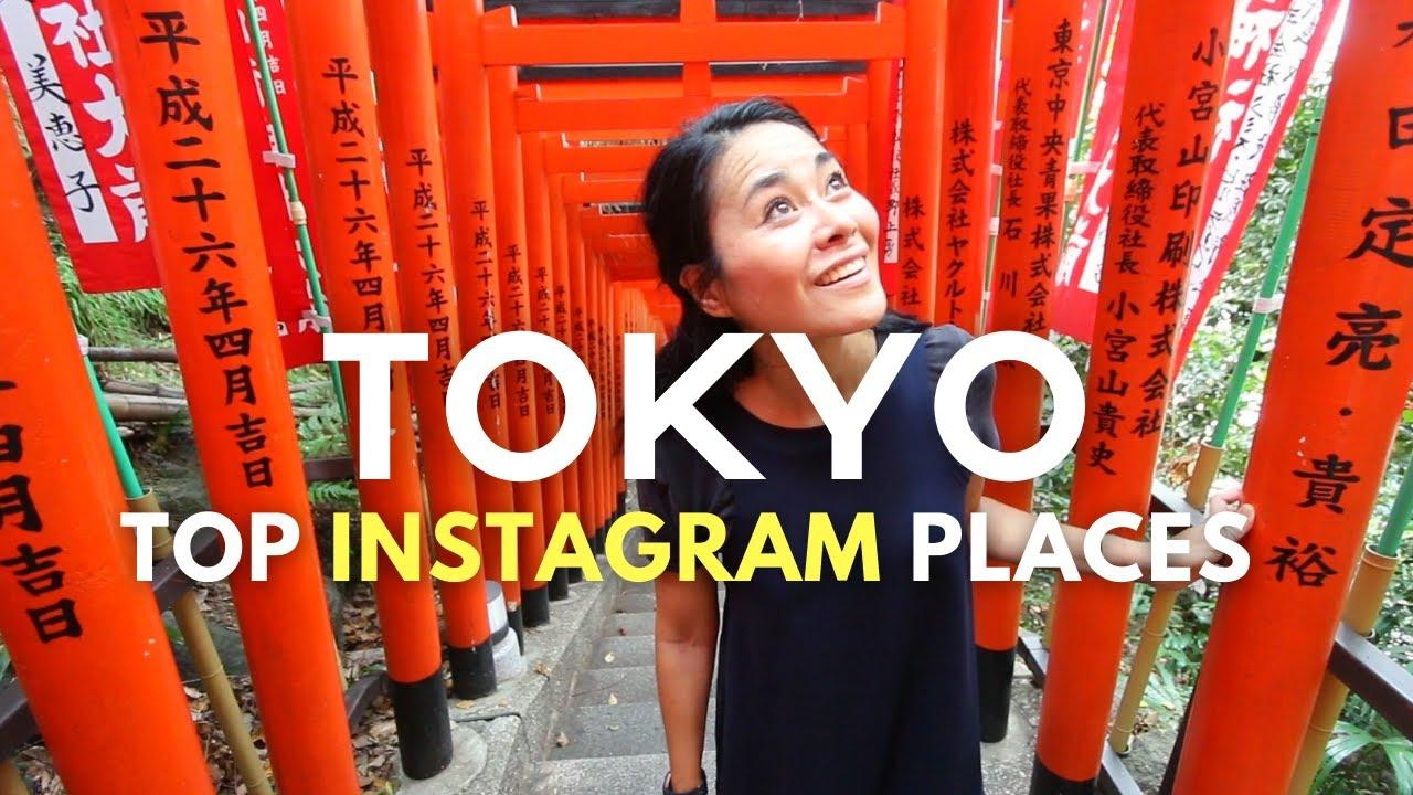 18 BEST INSTAGRAM PLACES IN TOKYO,  SECRET PHOTO TRICKS   Tokyo Travel Guide