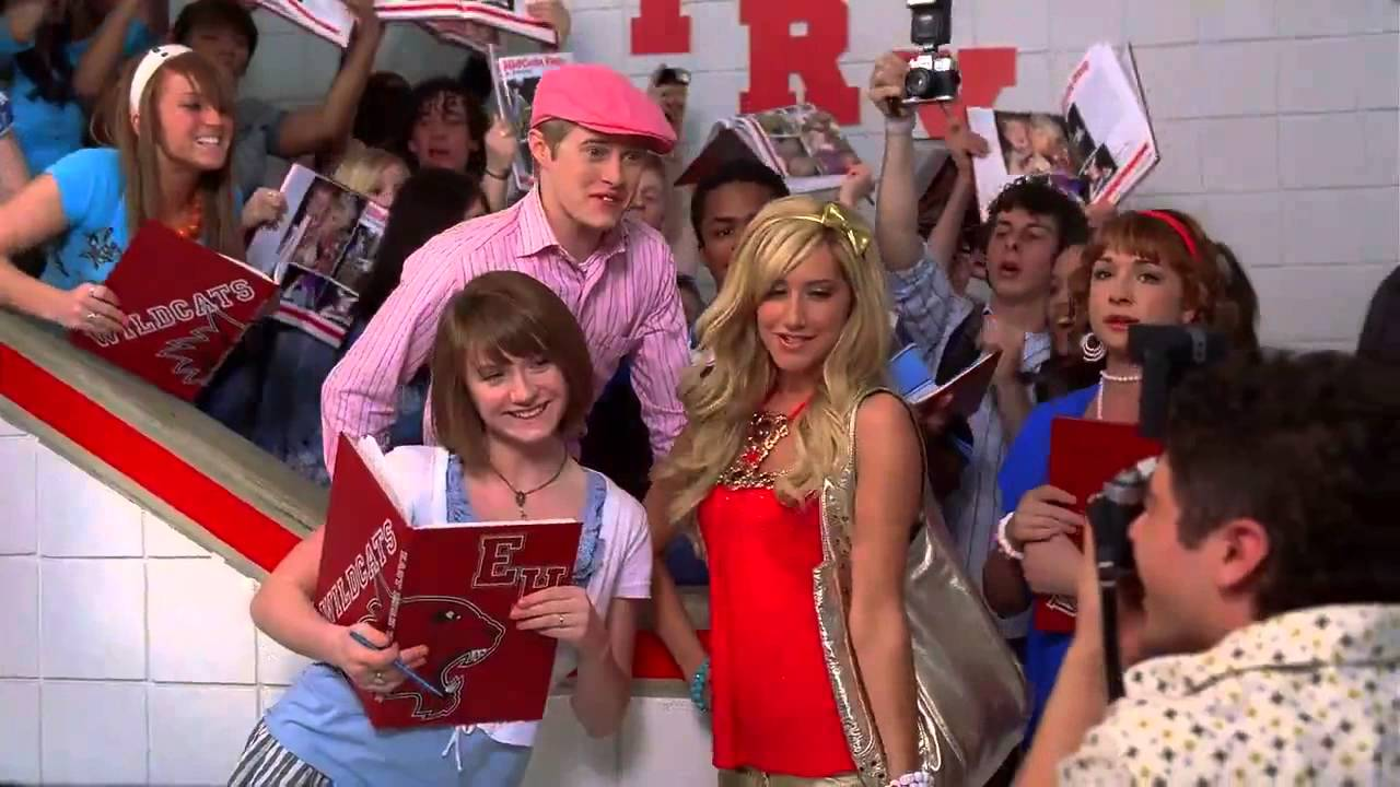 High School Musical 2 - What Time Is It (Music Video ...