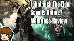 Lohnt sich TESO? | Mein Elder Scrolls Online Review [ESO Test]