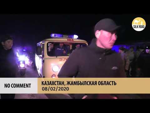 НОЧЬ В КОРДАЙСКОМ РАЙОНЕ-1