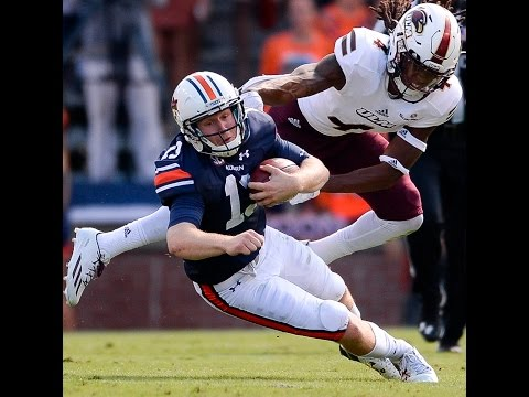 Auburn quarterback Sean White: Oct. 4, 2016