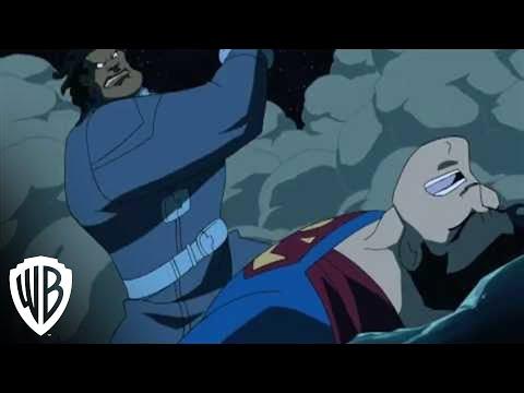 Superman vs. The Elite -- No Mercy