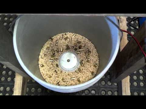 how to make a rock tumbler