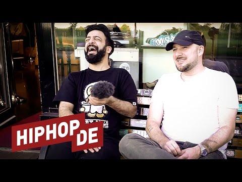 """Kool Savas privat wie nie: """"Essahdamus"""", Azad, Familienleben, Werte, Ehe & Rap (Interview) #waslos"""