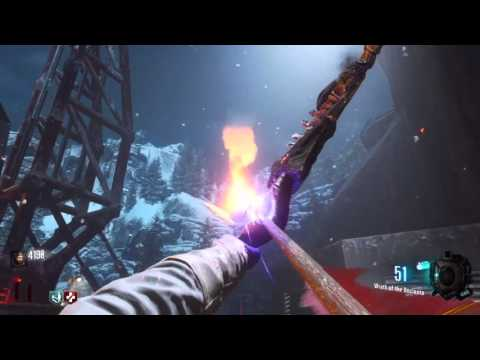 Black Ops 3: Lighting Bow Steps
