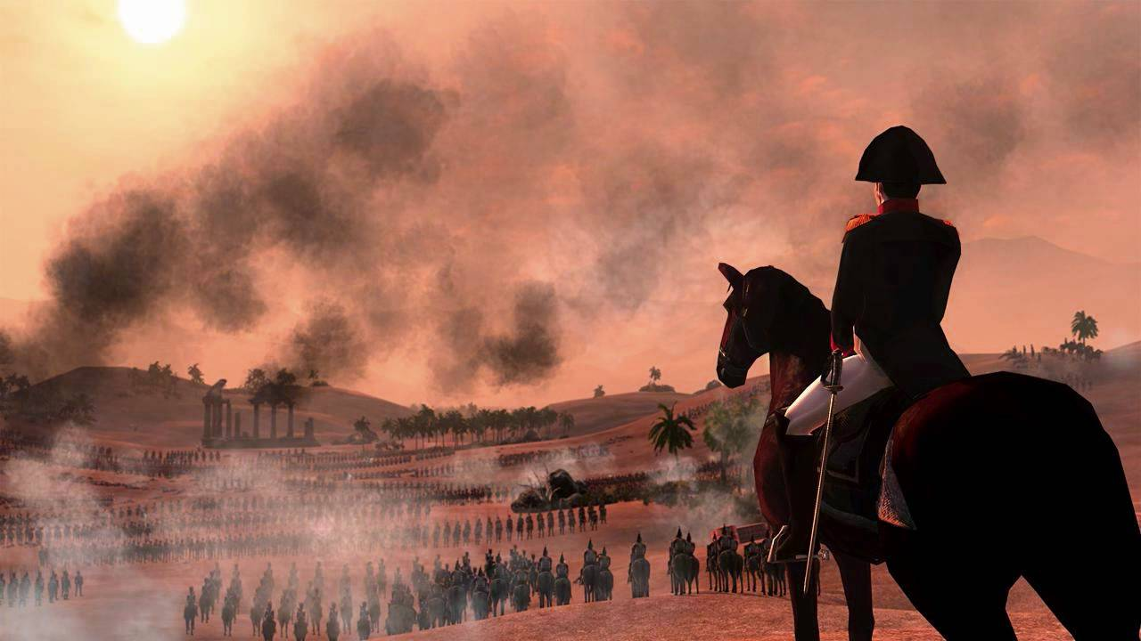 Napoleon Total War - Egypt Campaign Music 1 - YouTube