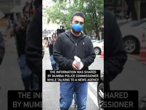 Shilpa Shetty's husband Raj Kundra arrested by Mumbai police in pornography creation case   #Shorts