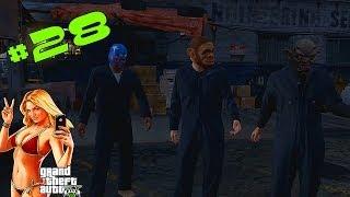 Прохождение GTA V | Голливудская миссия или дело пахнет ЖАРЕНЫМ  !!!! #28