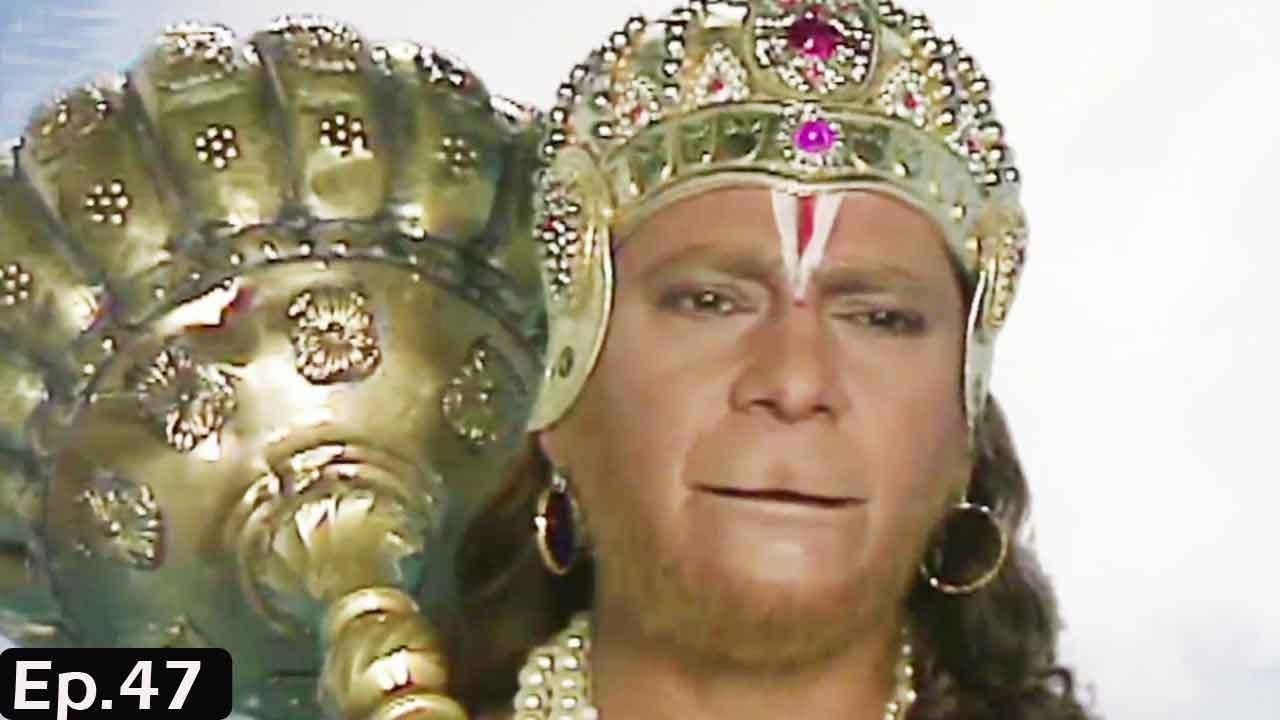 Download Jai Hanuman   Bajrang Bali   Hindi Serial - Full Episode 47