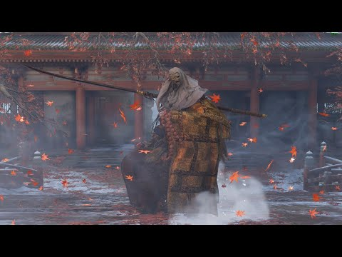 Sekiro - Corrupted Monk Executed