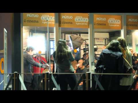 Backstage complessivo, Nove Giorni di Grandi Interpretazioni, 2013, Il Gioco Del Lotto, RB Casting